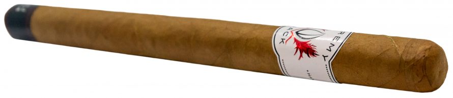 Jeremy Jack Cigars debuted at the 2017 IPCPR trade show with 5 lines. One of those was the JJ14. One year later the company announced they would be offering that blend in a Lancero. The cigar itself measures 7 1/2 x 40 and costs $9. The blend uses an Ecuadorian Connecticut wrapper and Nicaraguan Aganorsa leaf binder and fillers. Like the rest of the orignal Jeremy Jack lines, these are rolled at the Tabacos Valle de Jalapa S.A. (TABSA) factory. These come in boxes of 20.