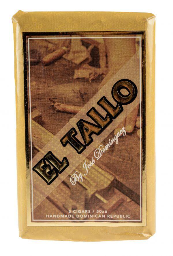 Blind Cigar Review: United Cigar | El Tallo