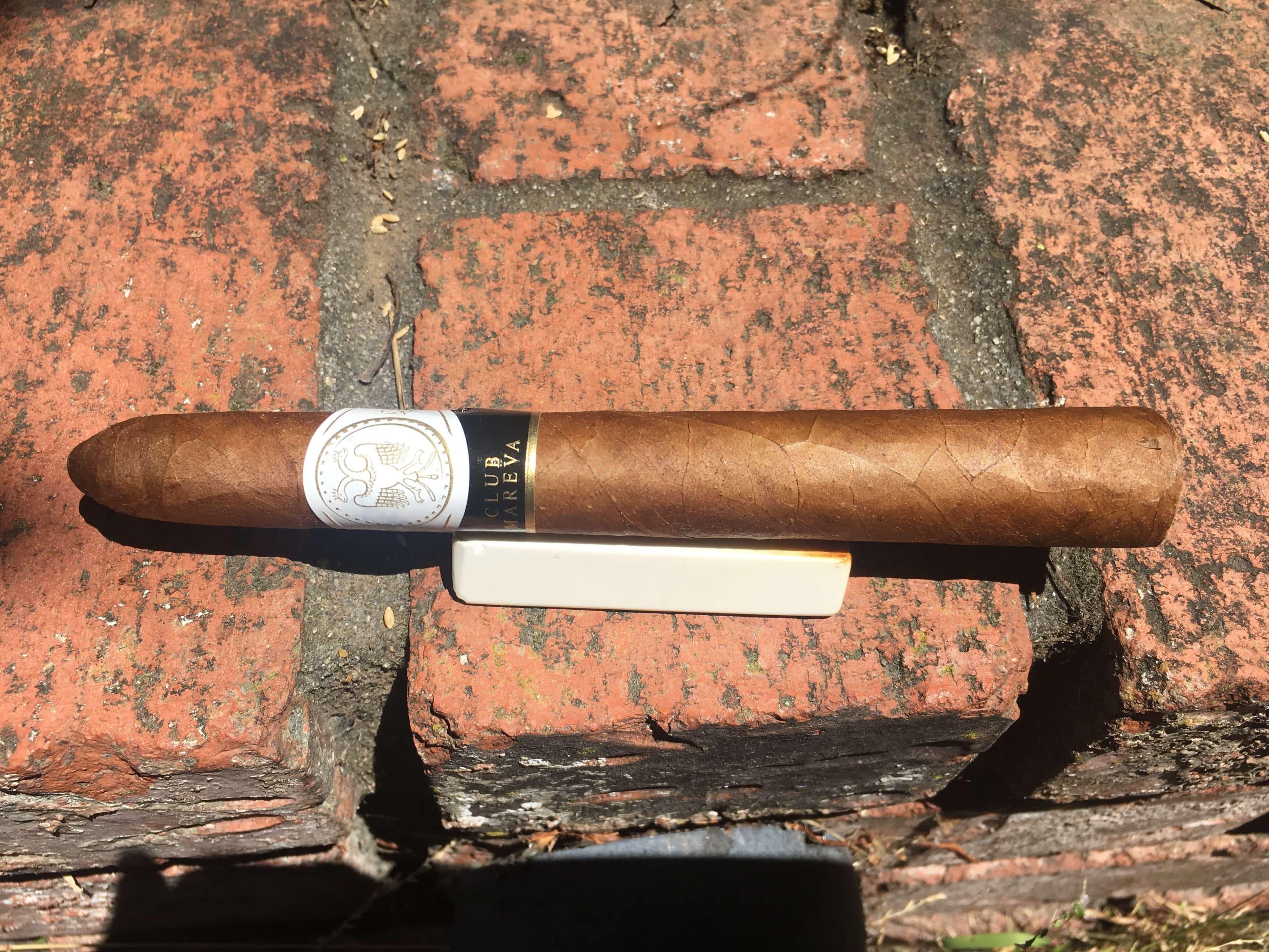 Quick Cigar Review: Casdagli   Limited Edition Spalato Club Mareva