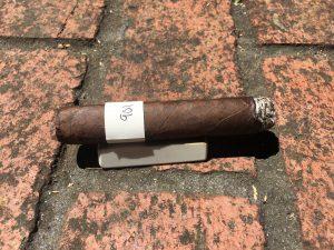 Blind Cigar Review: Foundation  Menelik