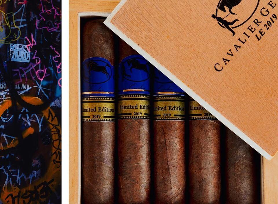 Cigar News: Cavalier Genève Shipping LE2019