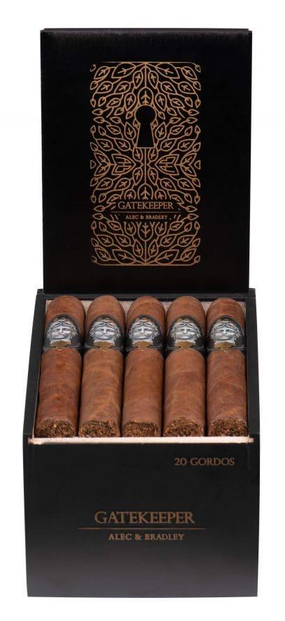 Cigar News: Alec & Bradley Ships Gatekeeper