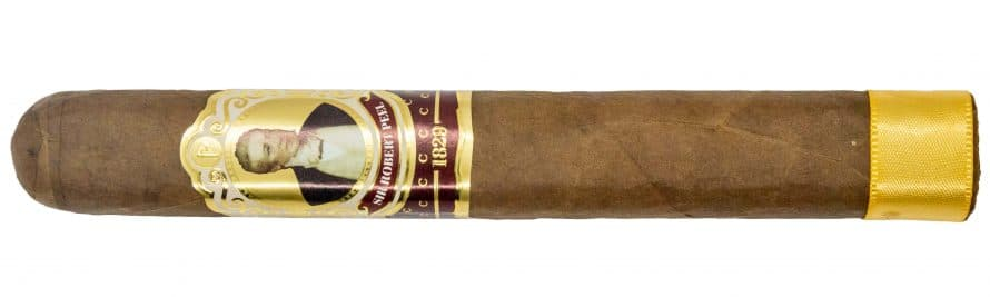 Blind Cigar Review: Cubariqueño | Protocol Sir Robert Peel Natural