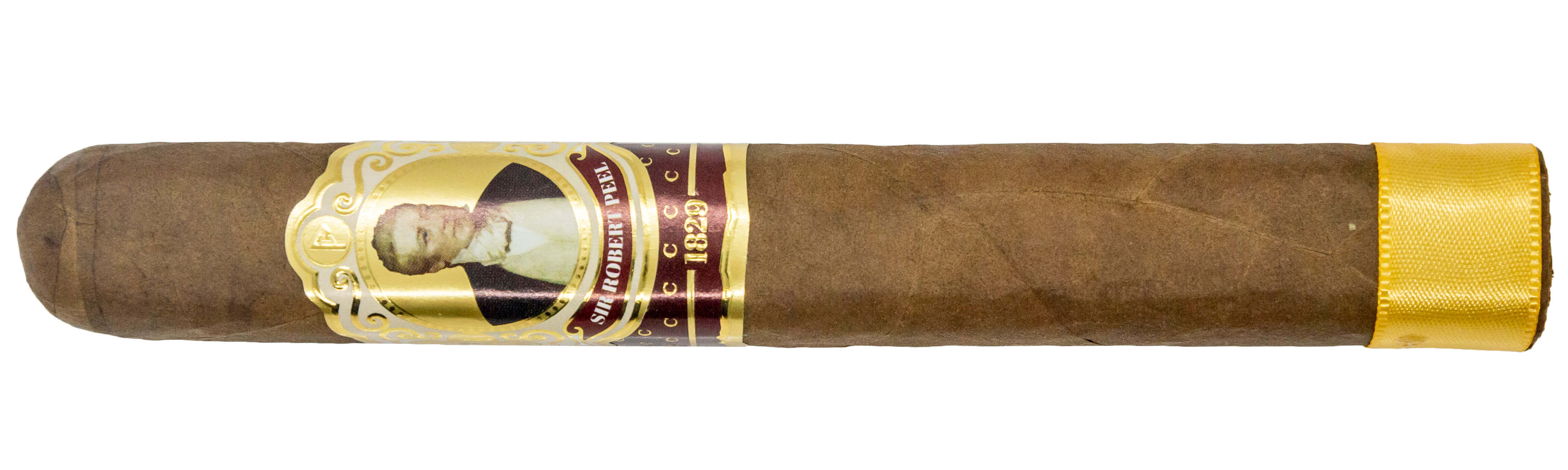 Blind Cigar Review: Cubariqueño | Protocol Sir Robert Peel Natural