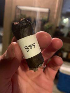 Blind Cigar Review: Blue Mountain Cigars | El Threesome Toro