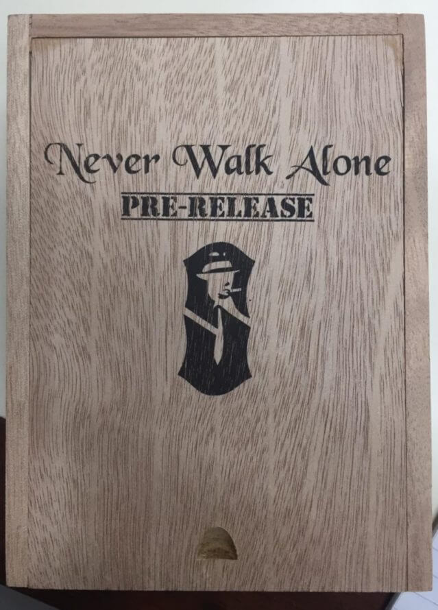 Cigar News: Sinistro Announces Never Walk Alone