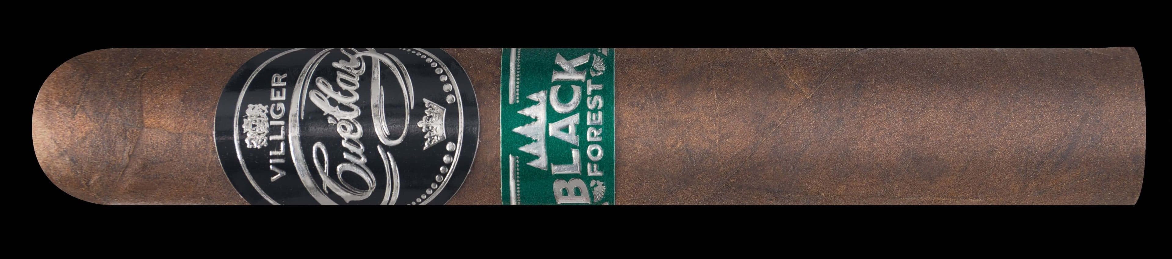 Cigar News: Villiger Announces Cuellar Black Forest