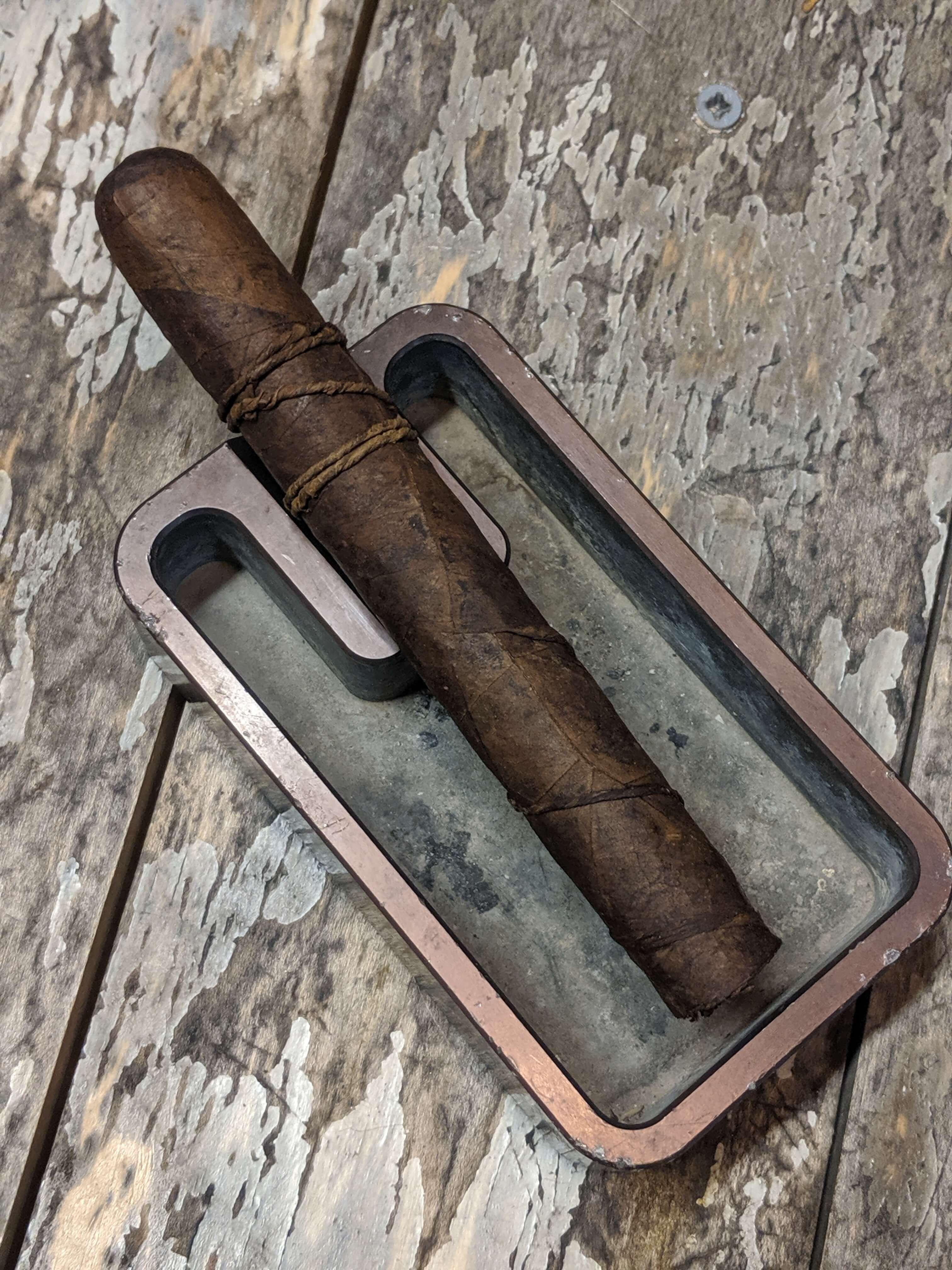 Quick Cigar Review: CAO   Orellana