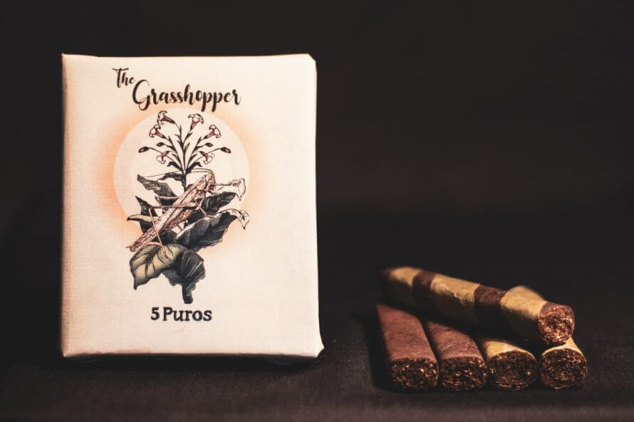 "Cigar News: Foundation Announces Event-Only ""The Grasshopper"""