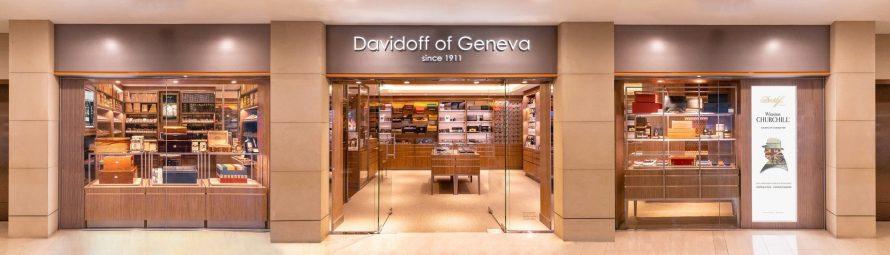 Cigar News: Davidoff Reopens Flagship Store in Hong Kong