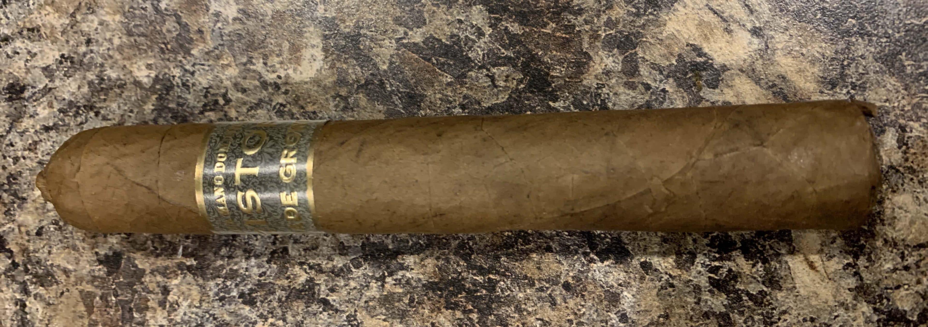 Quick Cigar Review: Kristoff | Shade Grown Robusto