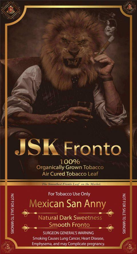 Cigar News: Jas Sum Kral Announces Fronto