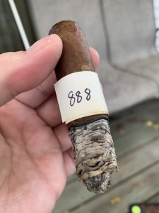 Blind Cigar Review: Ventura | Archetype Crystals Robusto