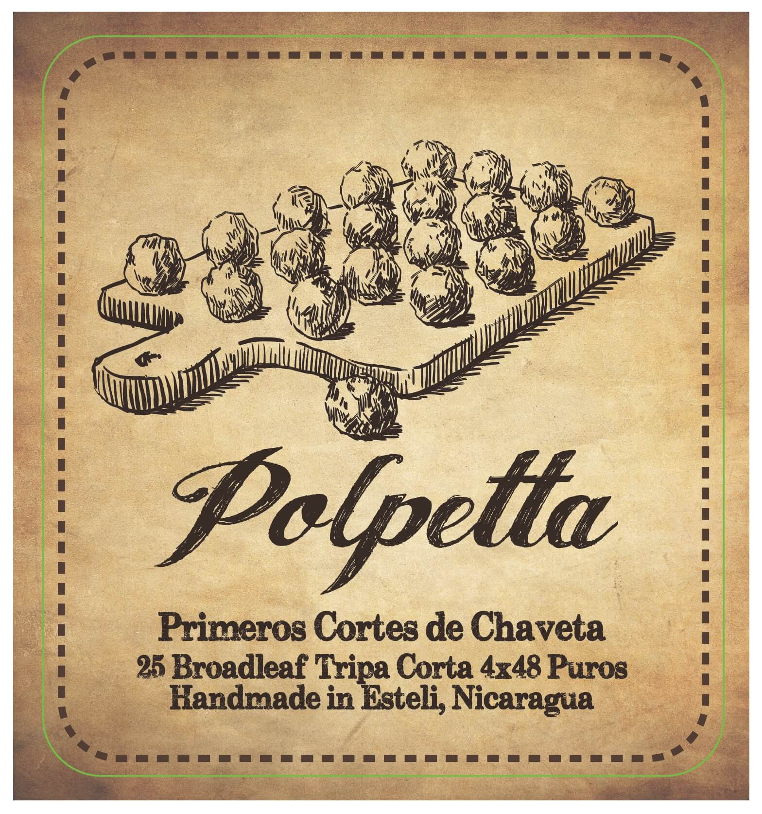 Cigar News: Dunbarton Announces Polpetta - Event Only Cigar