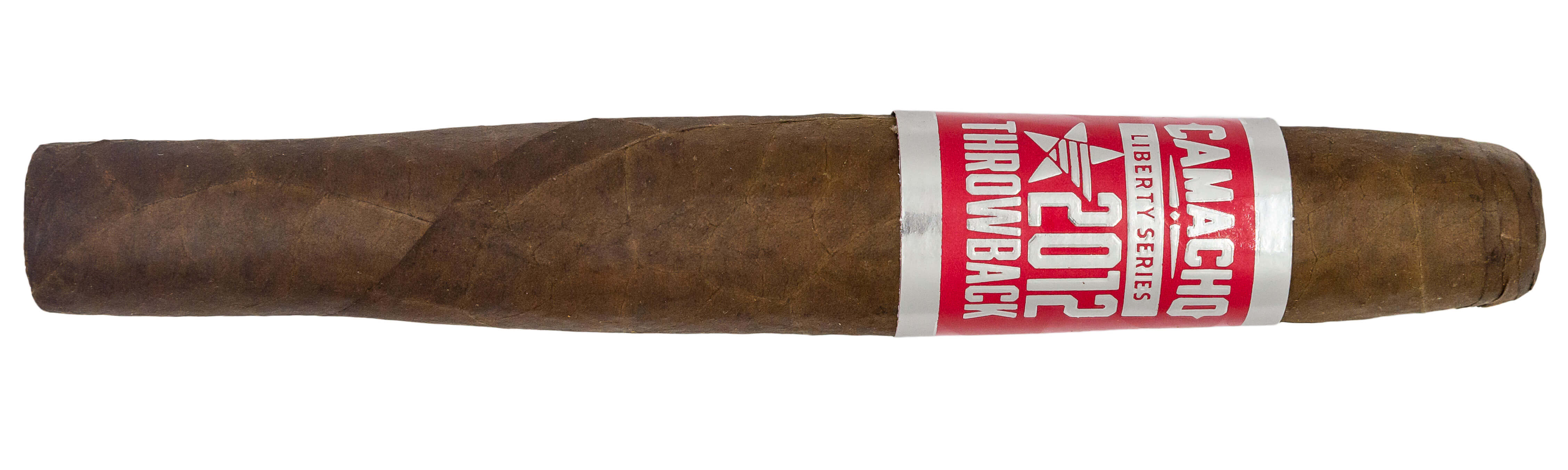 Blind Cigar Review: Camacho | Liberty 2012 Throwback