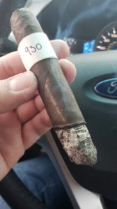 Blind Cigar Review: ACE Prime | M.X.S. by Dominique Wilkins