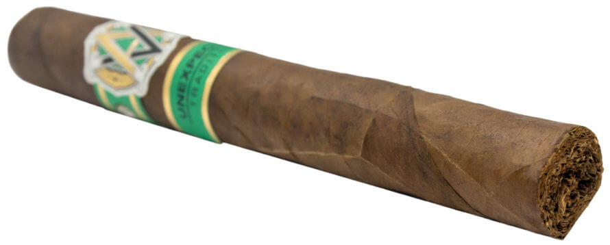 Blind Cigar Review: AVO   Unexpected Tradition