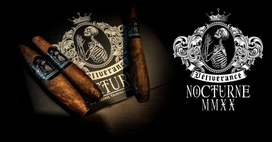 Cigar News: Black Label Shipping Deliverance Nocturne 2020