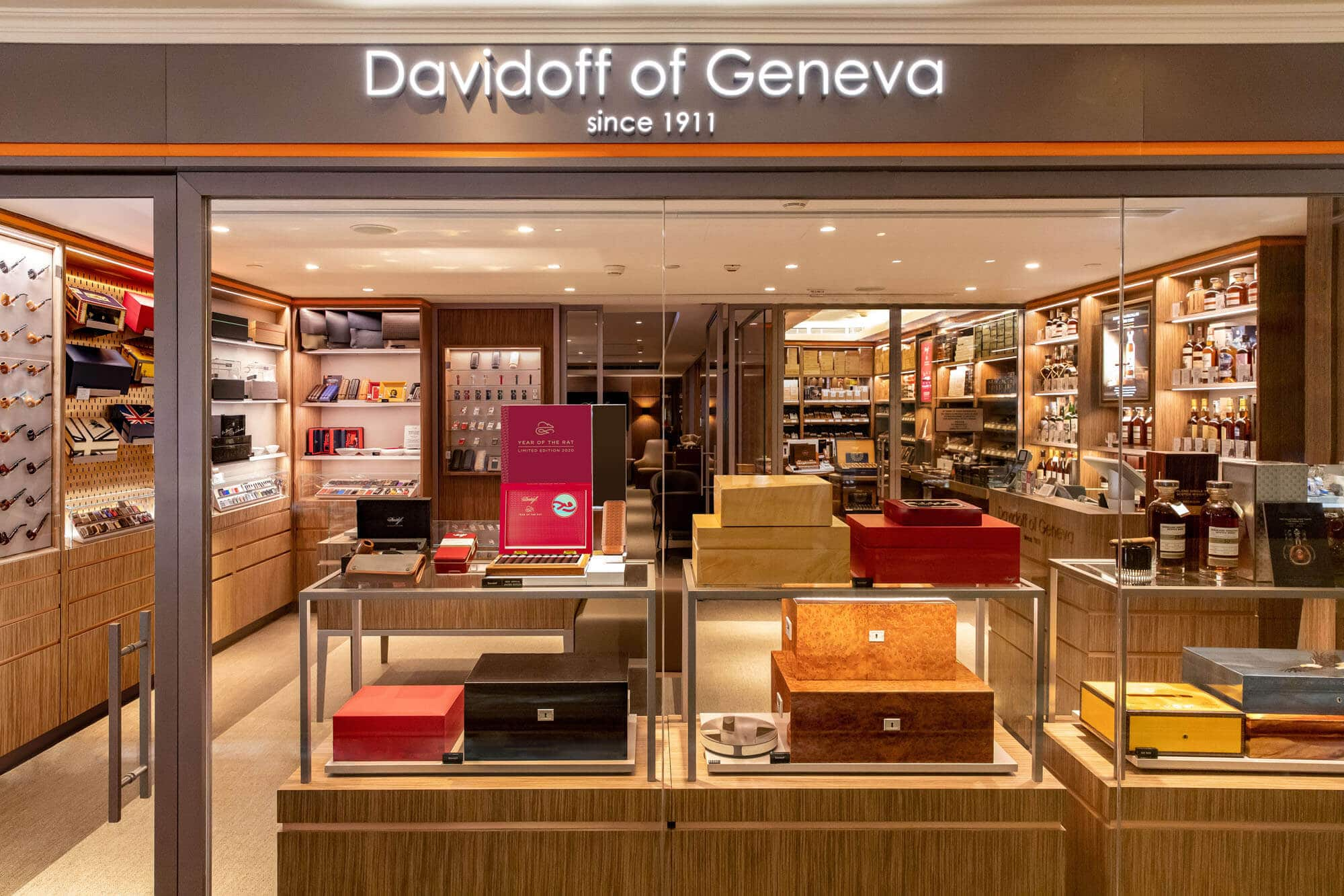 Cigar News: Davidoff Opens New Hong Kong Flagship Store and Commemorative Cigar
