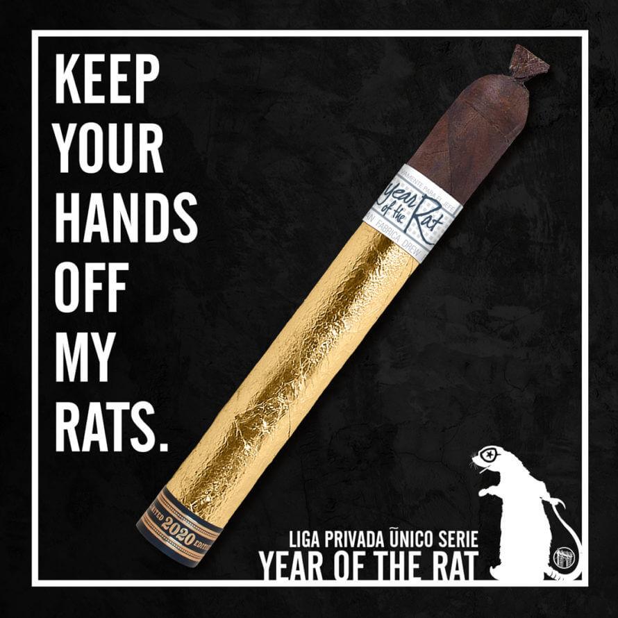 Cigar News: Drew Estate Expands Distribution of Liga Privada Unico Year of the Rat