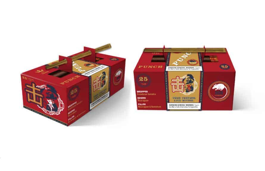 Cigar News: General Cigar Announces Punch Chop Suey