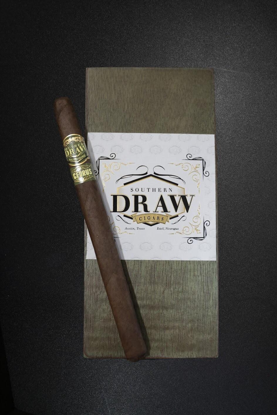 Cigar News: Southern Draw Announces CEDRUS Lancero for TPE