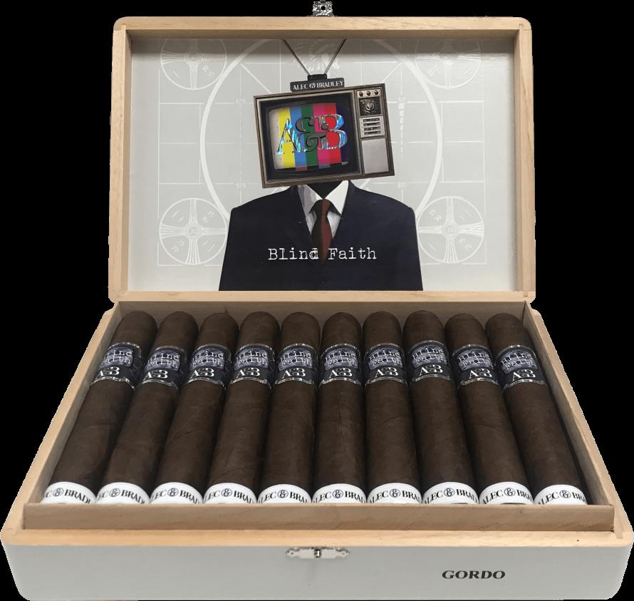 Cigar News: Alec & Bradley to Expand Blind Faith at TPE 2020