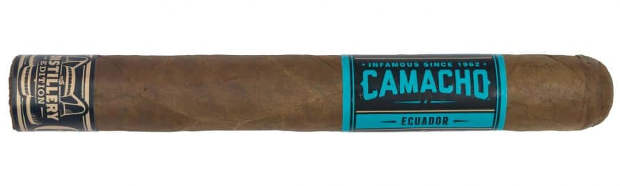 Blind Cigar Review: Camacho | Distillery Edition Ecuador