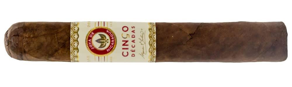 Blind Cigar Review: Joya De Nicaragua | Cinco Decadas Fundador