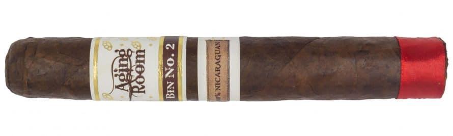 Blind Cigar Review: Aging Room   Bin No. 2 C Major