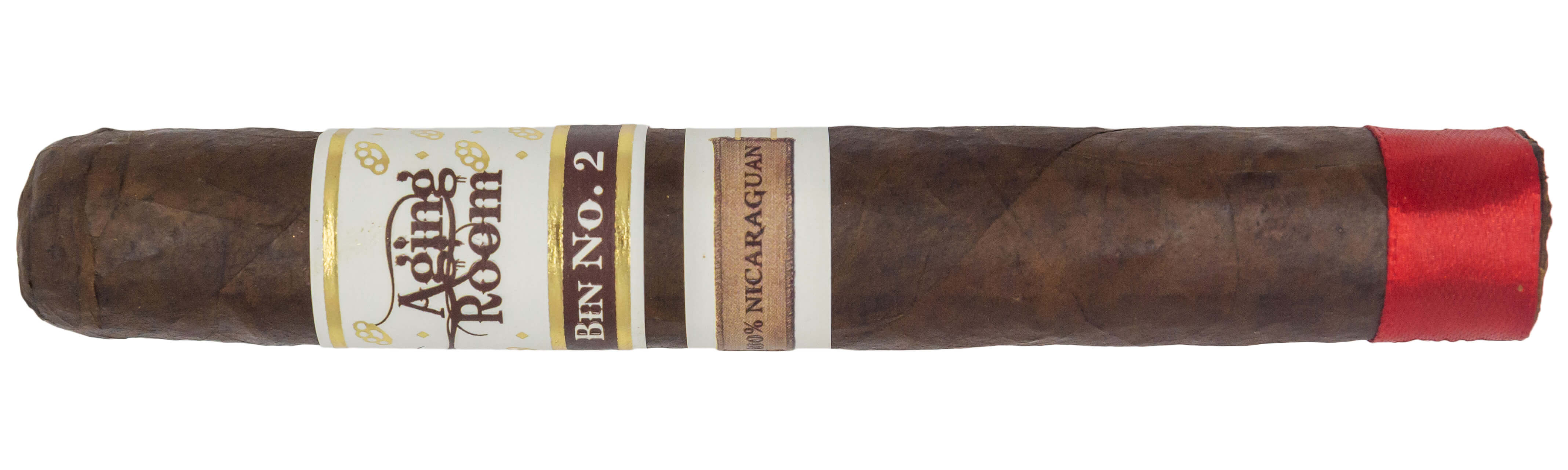 Blind Cigar Review: Aging Room | Bin No. 2 C Major