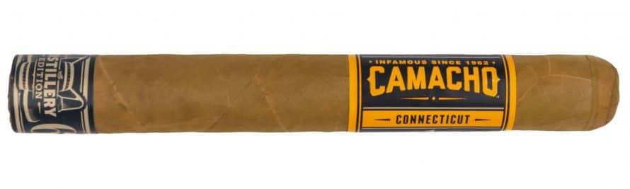 Blind Cigar Review: Camacho | Distillery Edition Connecticut Toro