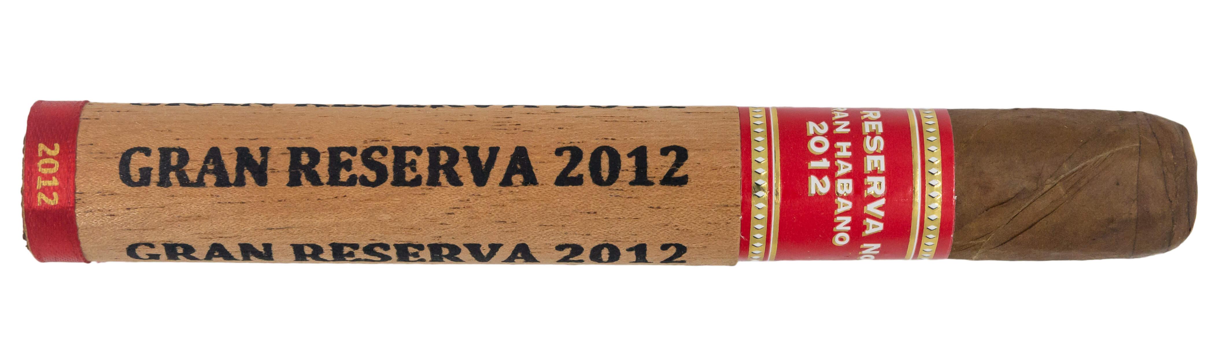 Blind Cigar Review: Gran Habano | Corojo #5 Gran Reserva 2012 Corona Gorda