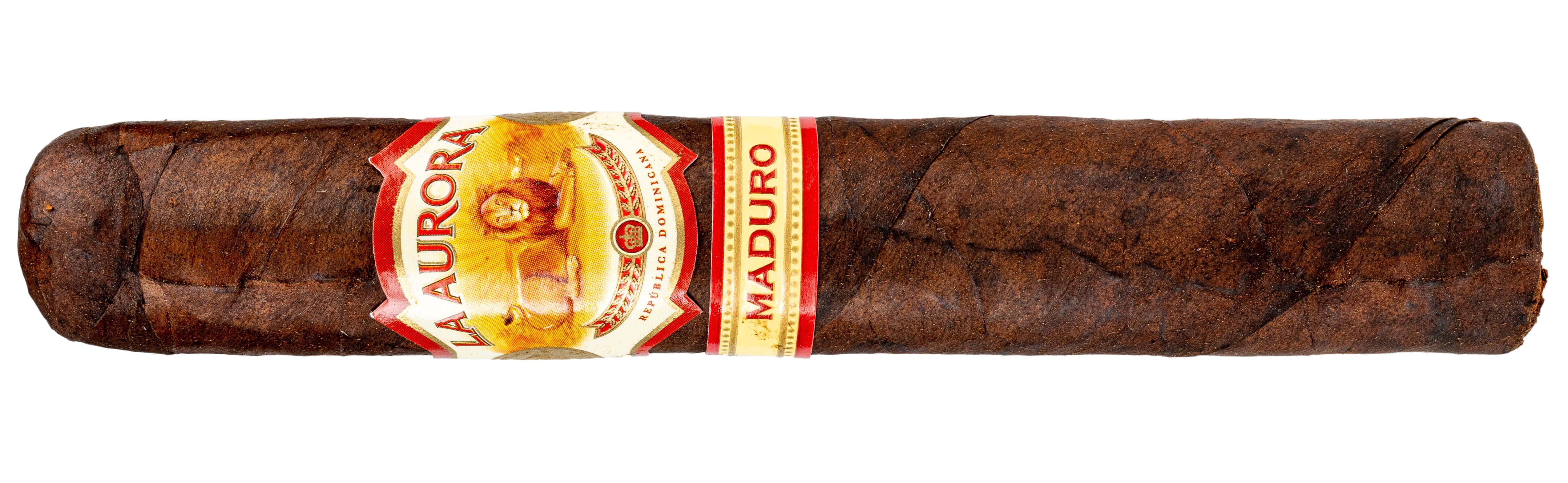 Blind Cigar Review: La Aurora | 1985 Maduro Robusto