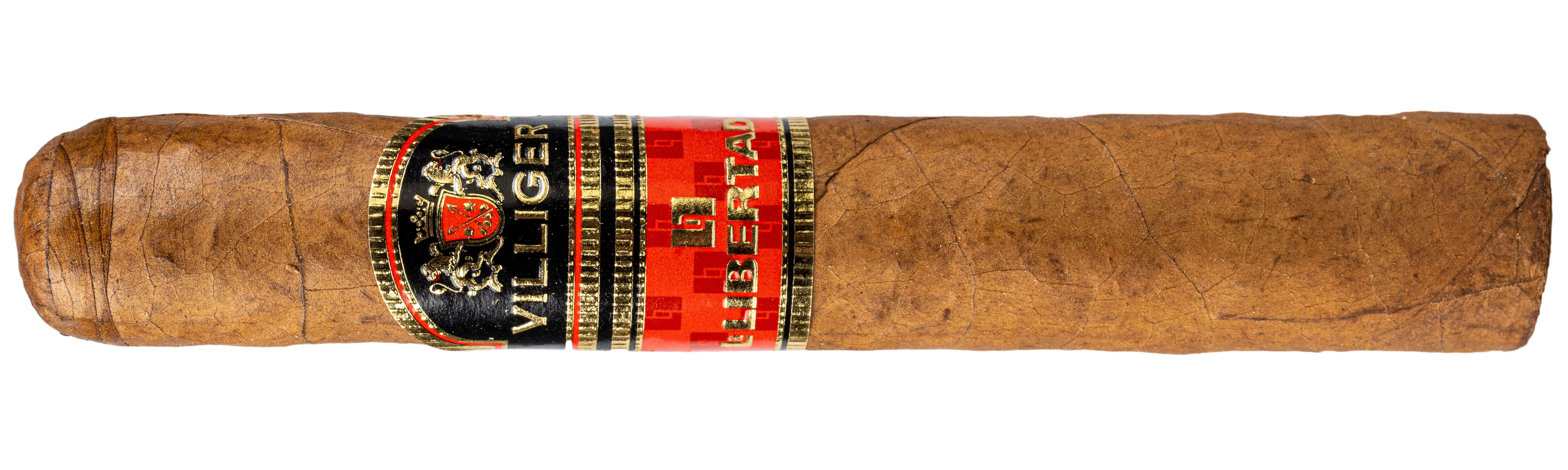 Blind Cigar Review: Villiger | La Libertad Robusto