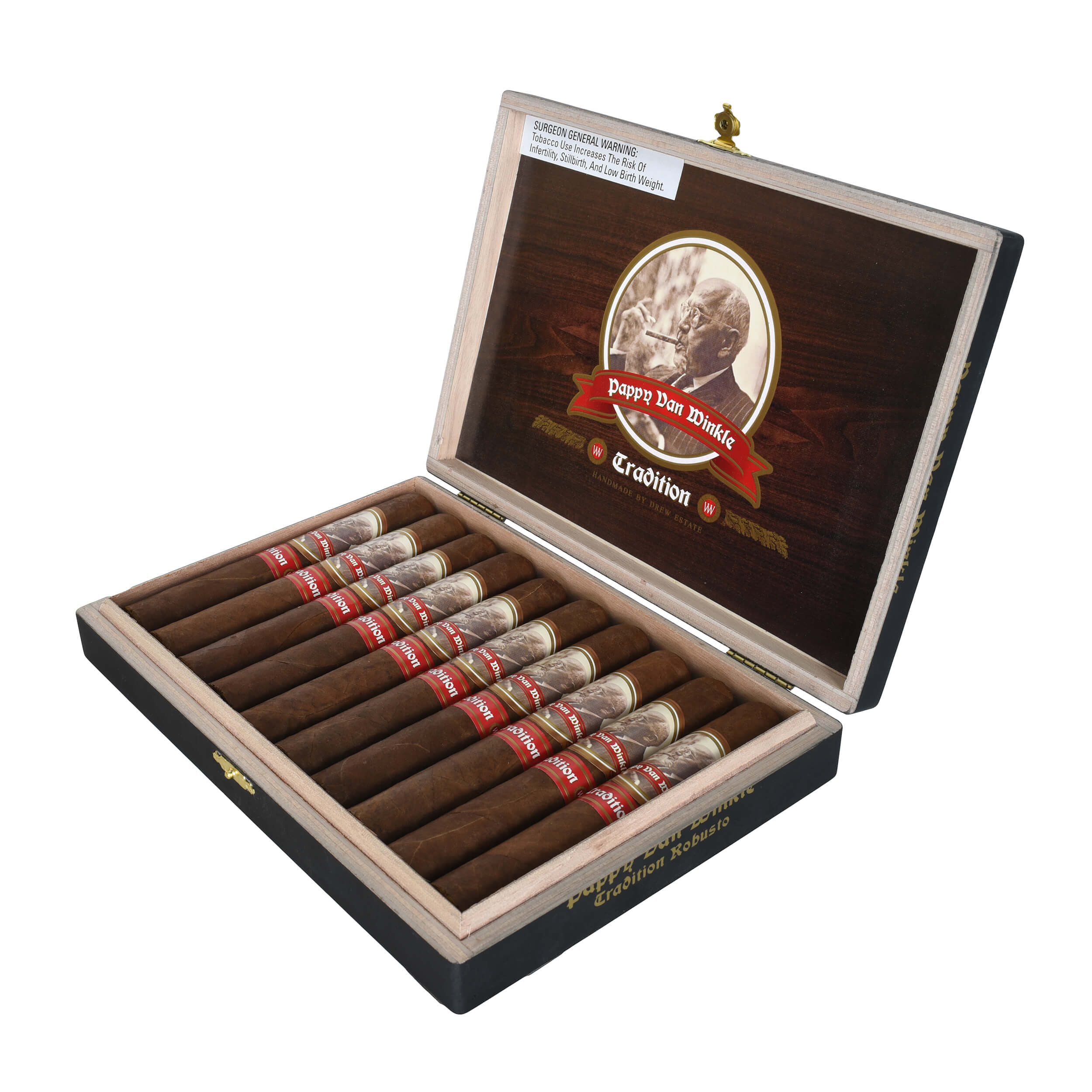 "Cigar News: Drew Estate Pappy Van Winkle ""Tradition"" Gets New Distribution/Price Cut"