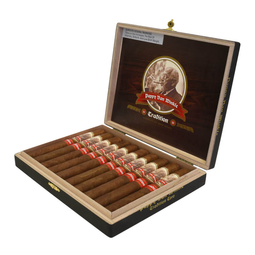 """Cigar News: Drew Estate Pappy Van Winkle """"Tradition"""" Gets New Distribution/Price Cut"""