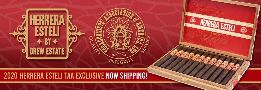 Cigar News: Drew Estate Brings Back Herrera Esteli TAA Exclusive