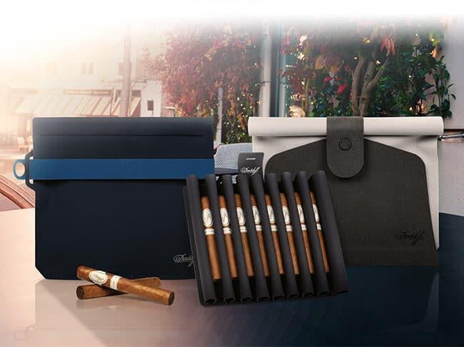 Cigar News: Davidoff Announces Two New Travel Humidors
