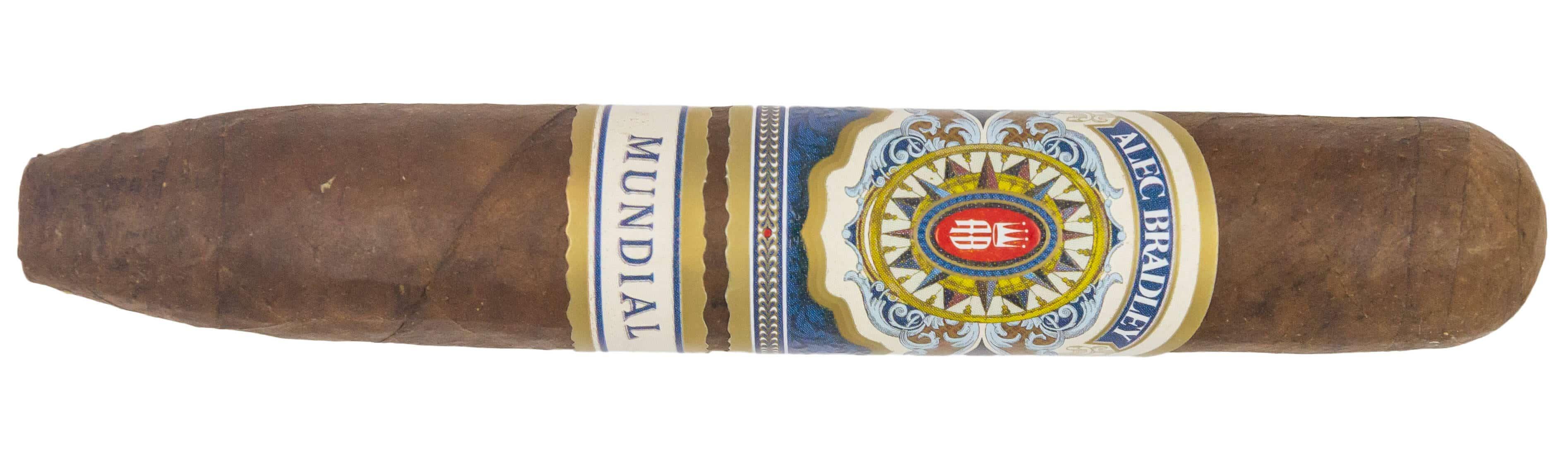 Blind Cigar Review: Alec Bradley | Mundial Punta Lanza No. 5