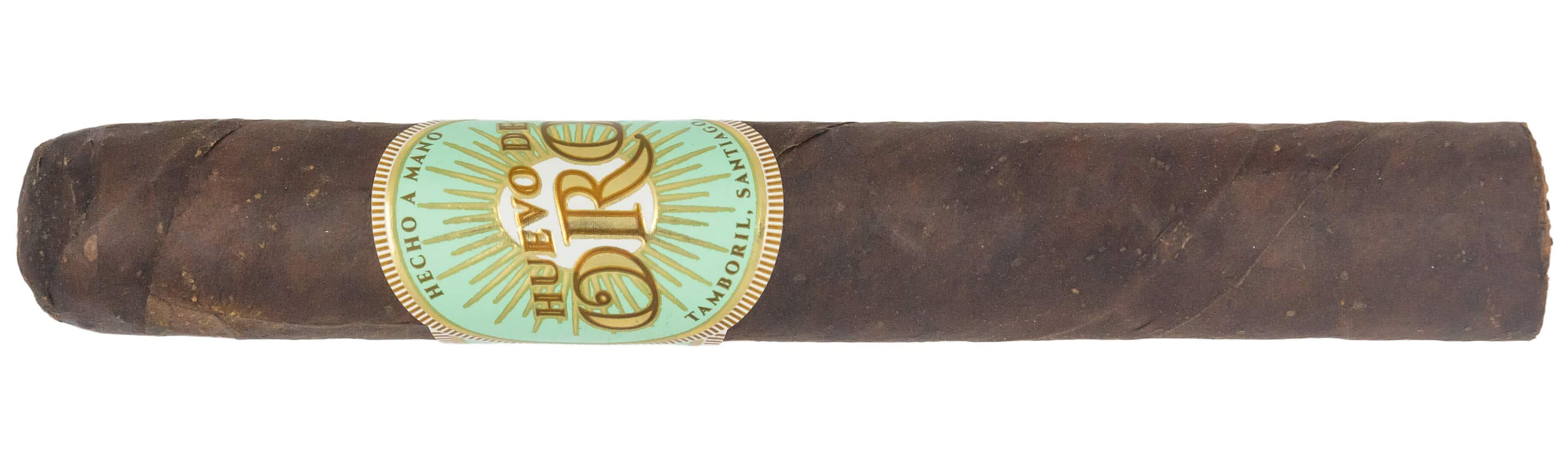 Blind Cigar Review: Camaleón | Huevo de Oro Corona Gorda
