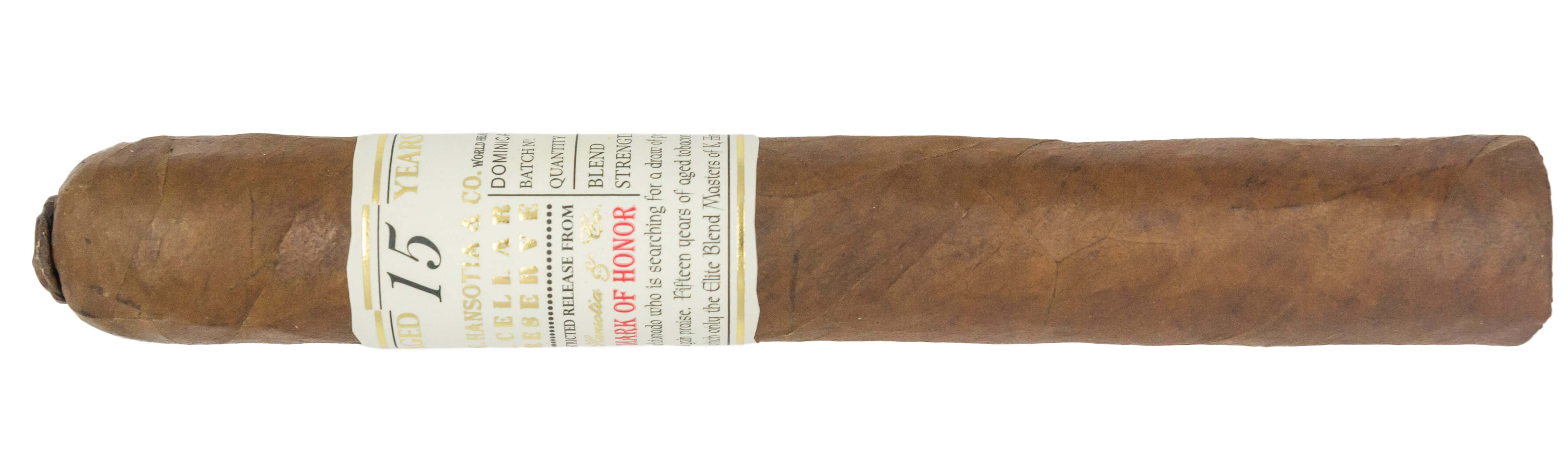 Blind Cigar Review: Gurkha | Cellar Reserve 15 Year Toro