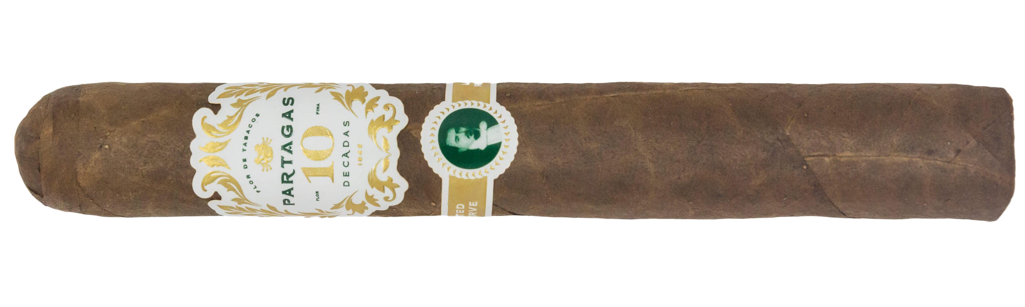 Blind Cigar Review: Partagas | Limited Reserve Decadas 2019