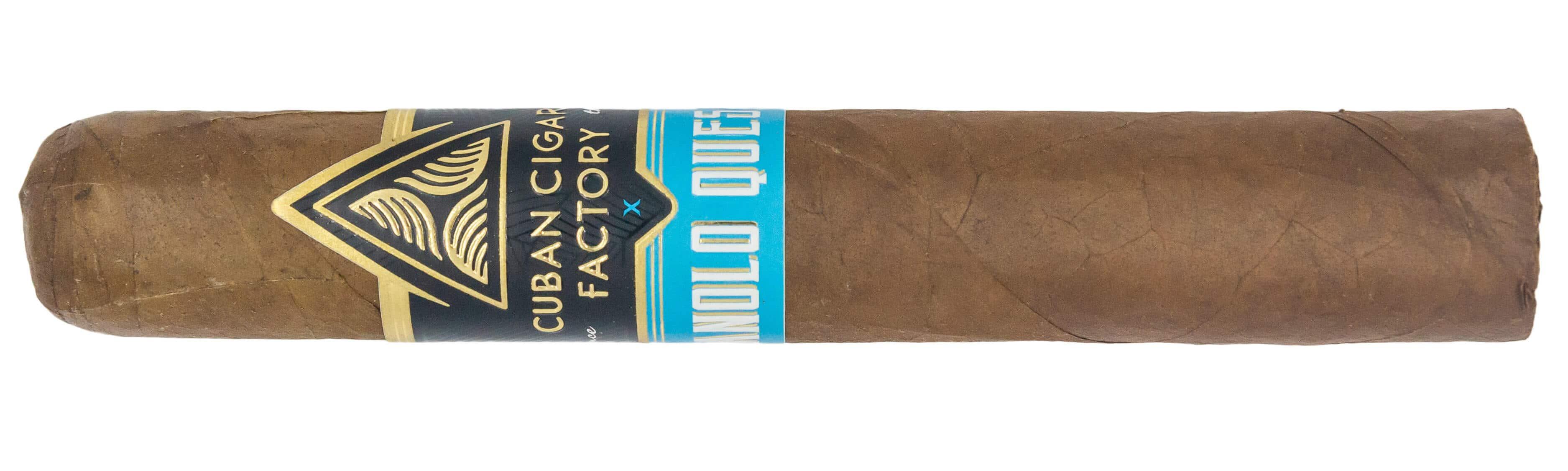 Blind Cigar Review: Ventura   Manolo Quesada for Cuban Cigar Factory Robusto