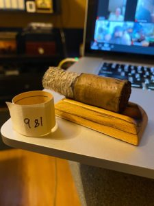 Blind Cigar Review: Kristoff | Shade Grown Robusto