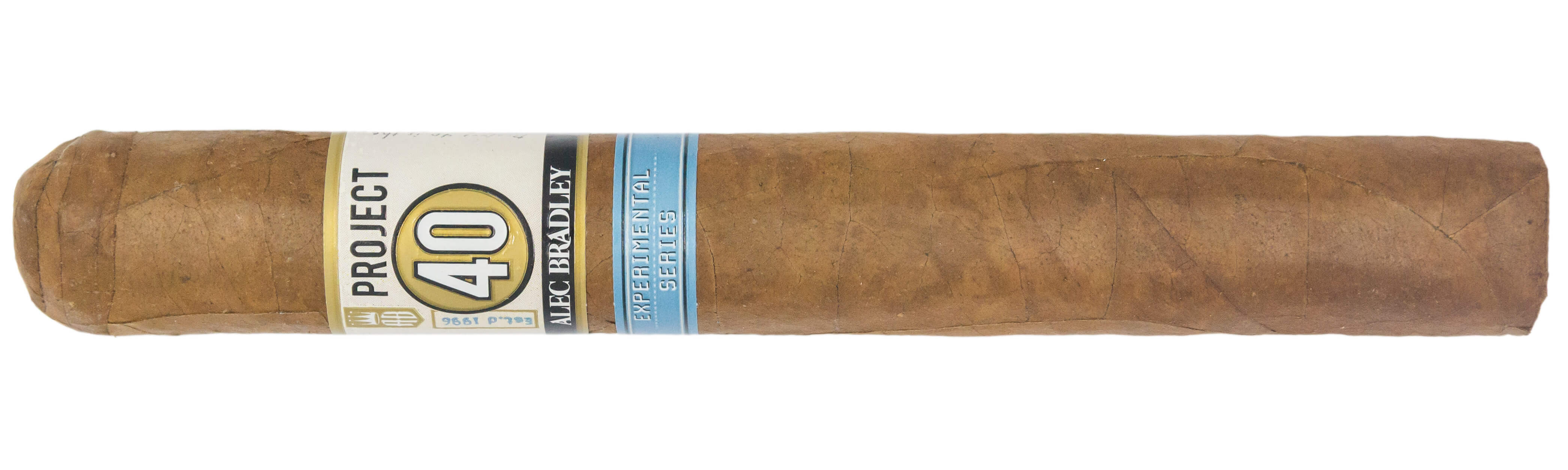 Blind Cigar Review: Alec Bradley | Project 40 06.52