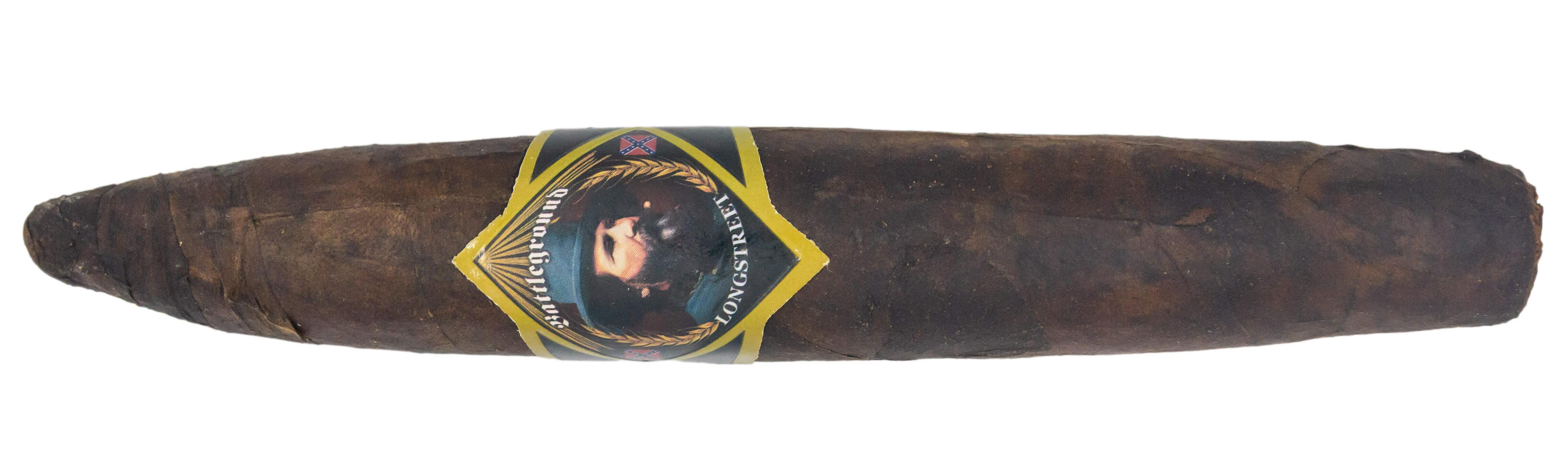 Blind Cigar Review: Battleground Cigars | General Longstreet