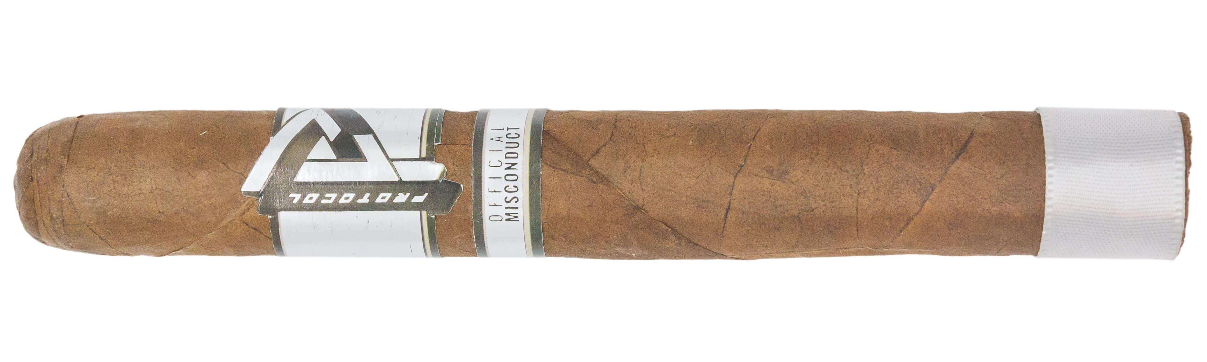 Blind Cigar Review: Cubariqueño | Protocol Official Misconduct Corona Gorda