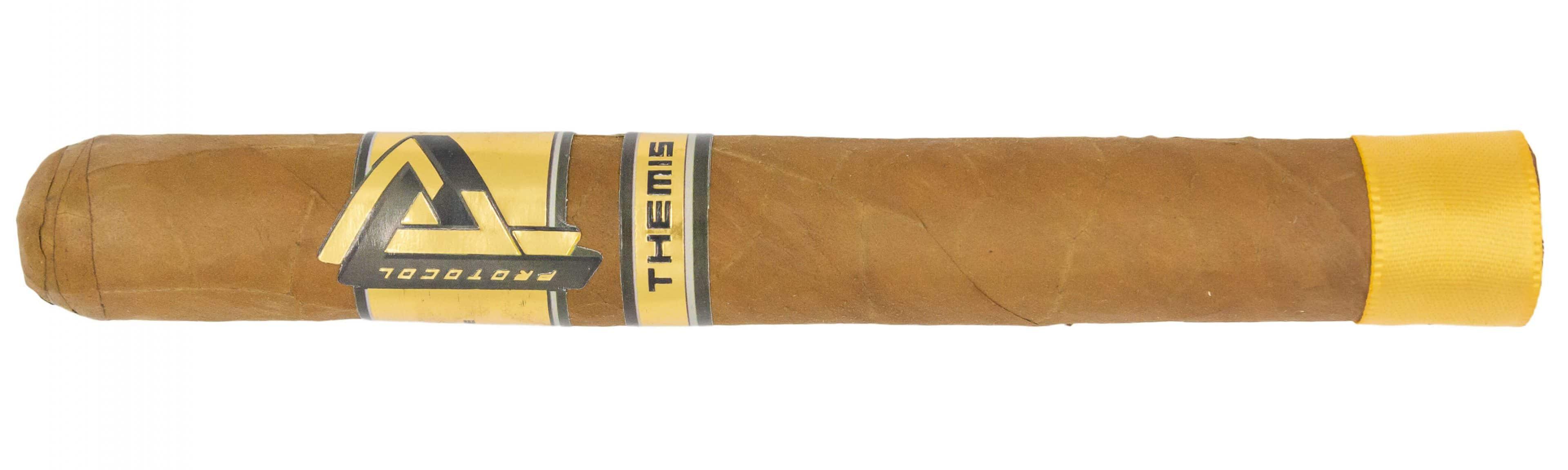 Blind Cigar Review: Cubariqueño | Protocol Themis Corona Gorda