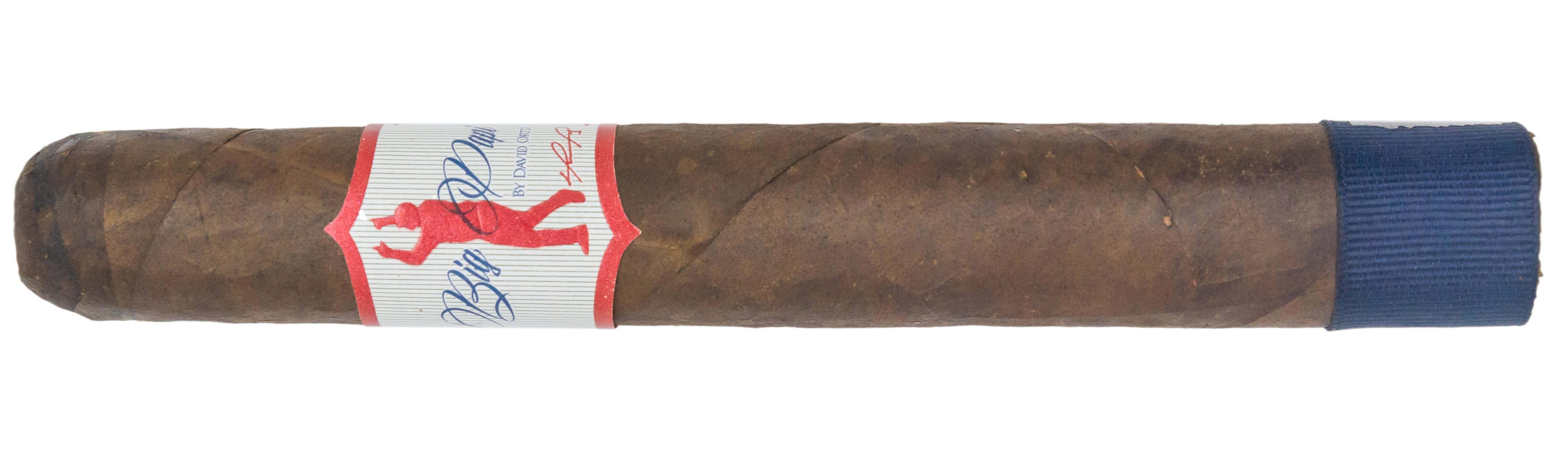 Blind Cigar Review: El Artista | Big Papi Slugger